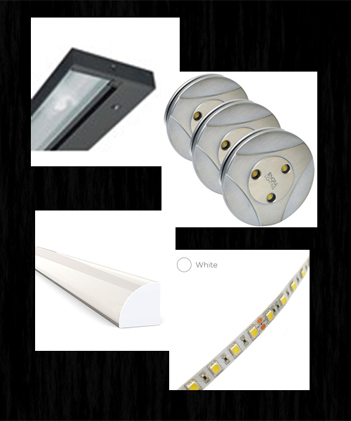 have you noticed how many choices there are now for under cabinet lighting it can be overwhelming at times it used to be that most undercabs were halogen cabinet lighting choices